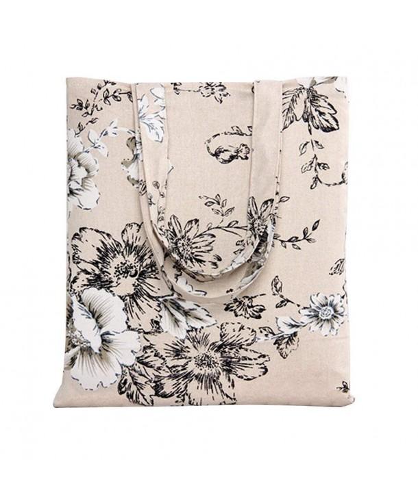 Caixia Womens Cotton Floral Shopping