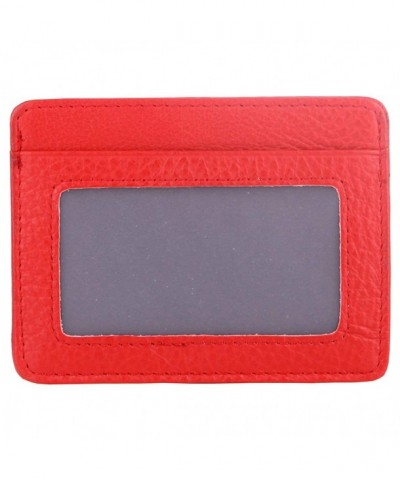Leather Ladies Wallet Credit Holder