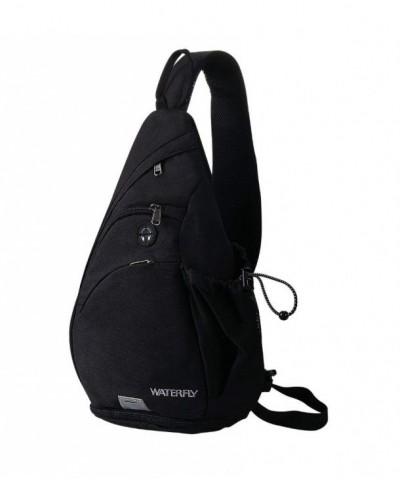 WATERFLY Backpack Crossbody Daypack Rucksack