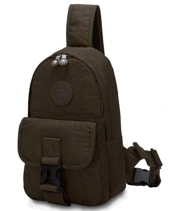Oakarbo Fashion Multi Pockets Crossbody Shoulder