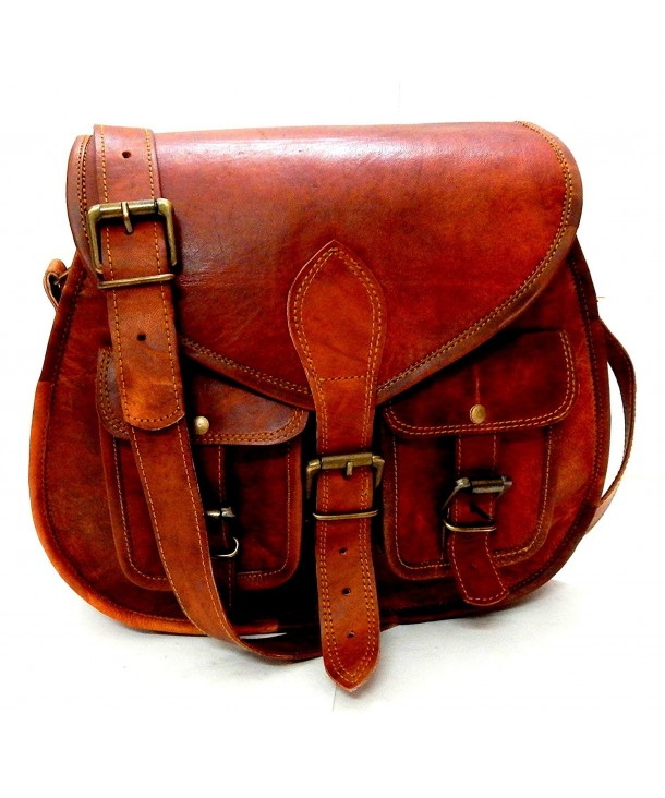 Firu Handmade Vintage Genuine Shoulder Handmade