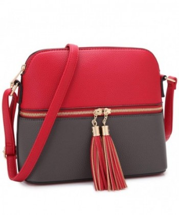 Leather Crossbody Shoulder Fashion Capacity