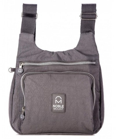 Noble Mount Crinkle Vagabond Crossbody