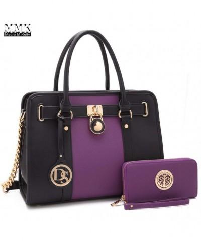 Collection handbag Pad Lock Satchel Top Handle Matching