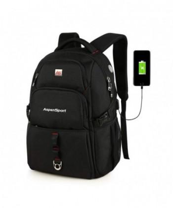 ASPENSPORT Backpacks Computer Notebook Rucksacks