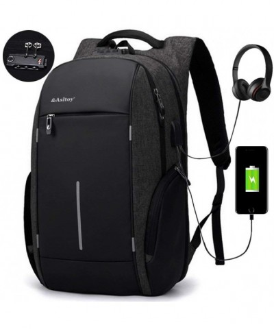 Backpack Asltoy Resistant Headphone interface