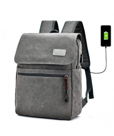 Gohyo Minimalist Backpack Laptop Charging