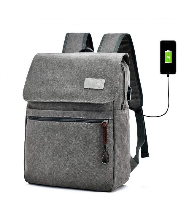 Gohyo Minimalist Backpack Laptop Charging