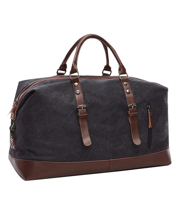 JiaYou Canvas Travel Luggage Duffle