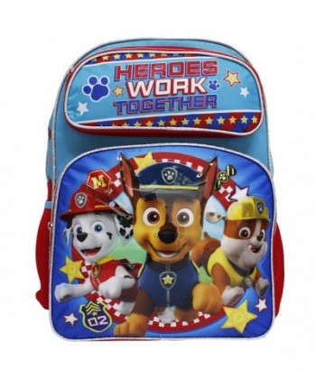 Nickelodeon Patrol Heroes Together Backpack