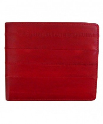 Rainbow Genuine Leather Credit Bifold