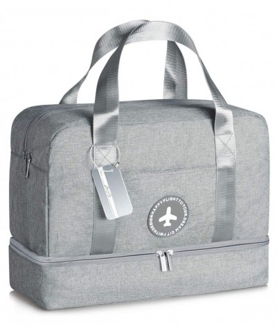 Waterproof Travel Weekender Compartment Pocket