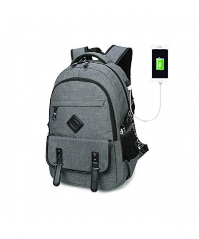 Backpack Schoolbag Business Travel Bag Charging