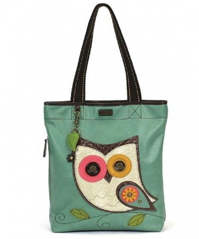 Chala Handbag Everyday Tote Teal
