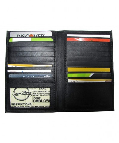 Credit Holder Genuine Leather Pocket