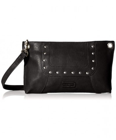 ellington Womens Sally Clutch Gunmetal