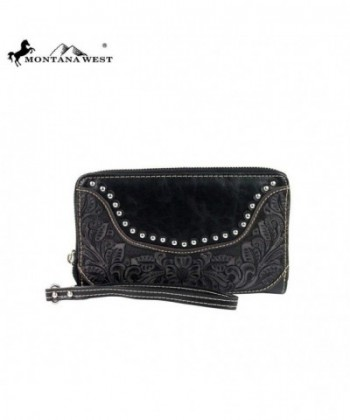 Montana West Tooling Collection Wallet WRL W003