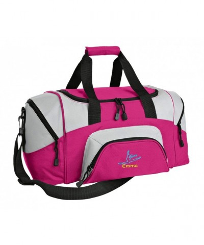 Dance Personalized Tropical Colorblock Duffle
