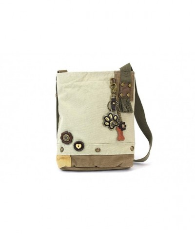 Chala Cross Body Handbag Canvas Messenger