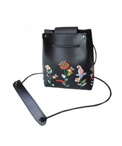 crossbody AfterSo Embroidery Messenger Shoulder