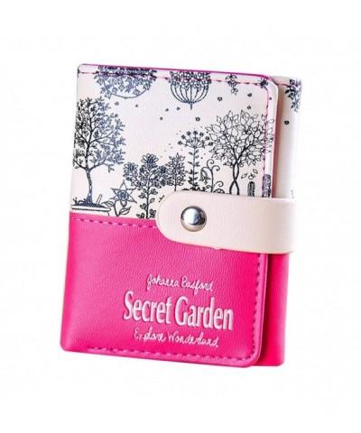 DATEWORK Secret Garden Holders Handbag