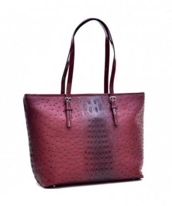 Dasein Womens Multifunction Shoulder Handbag