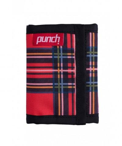Trifold wallet ballistic Punch Scottsman