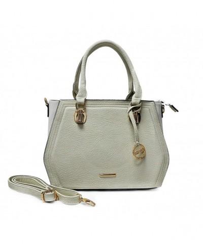 Sorrentino Womens Handbag Petite Satchel