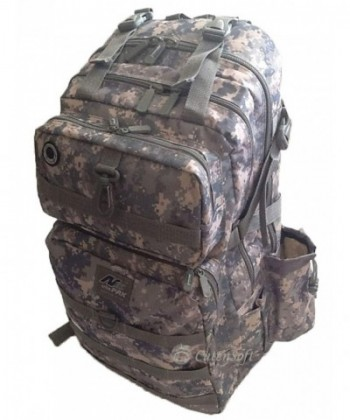 Hunting Camping Backpack DIGITAL CAMOUFLAGE