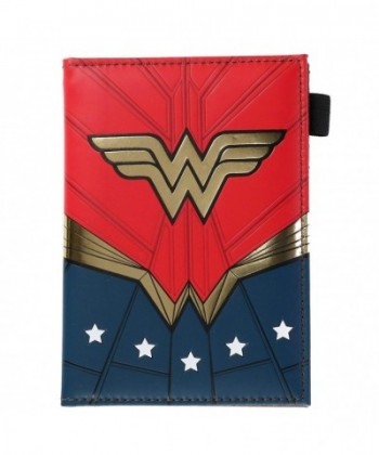 Wonder Woman Passport Wallet Standard