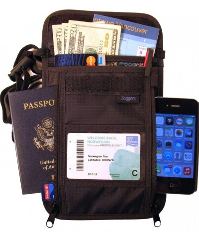 RFID Travel Wallet Largest Valuables x