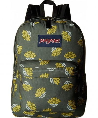 JanSport Unisex SuperBreak Muted Green