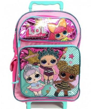 L Surprise FRIENDS Rolling Backpack