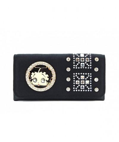Betty Boop Premium Tri fold Wallet