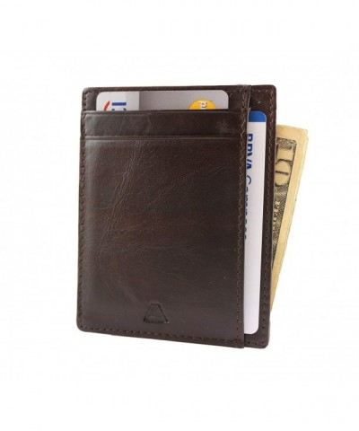 Andar Minimalist Front Pocket Wallet