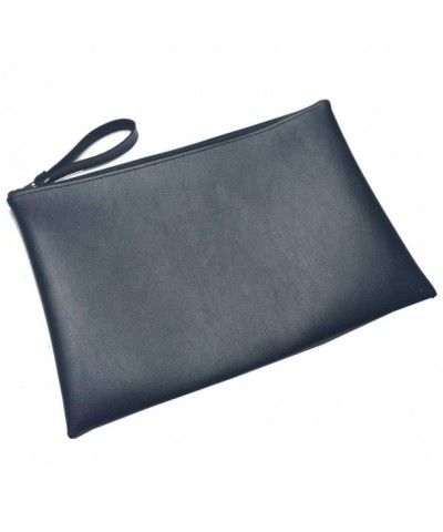 Perfectos Zippered Envelope Portfolio Briefcases