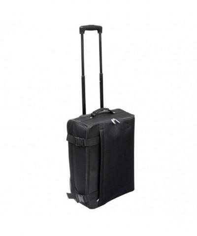 Preferred Nation Folding Luggage Black