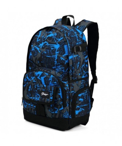Backpack Ricky H Graffiti compartment Graffiti