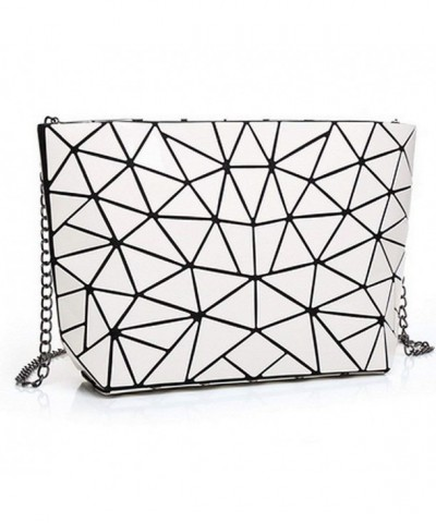 Mily Handbags Geometric Shoulder Crossbody