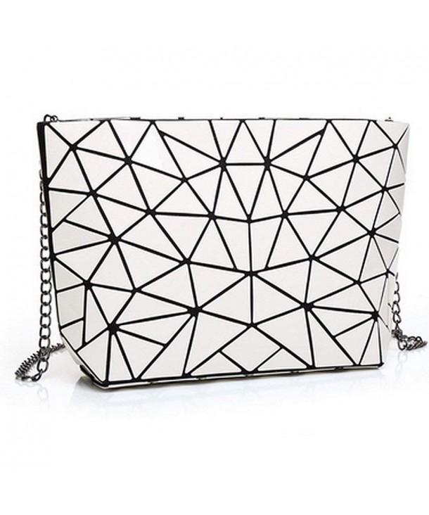 Mily Handbags Geometric Shoulder Crossbody
