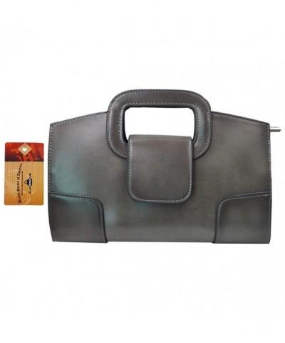 ZLMBAGUS Vintage Satchel Handbags Shoulder