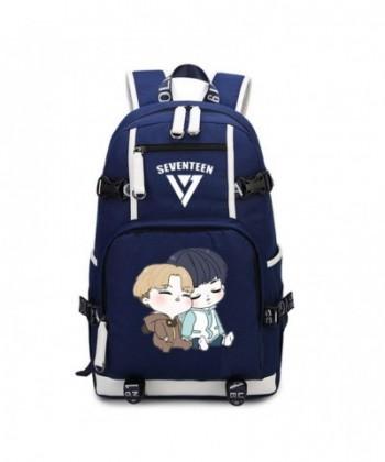 JUSTGOGO Korean Daypack College Backpack