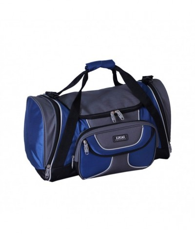 Lucas Luggage Sport Expandable Duffel