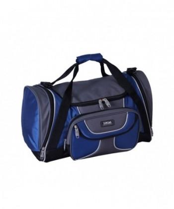 Lucas Luggage Sport Expandable Duffel