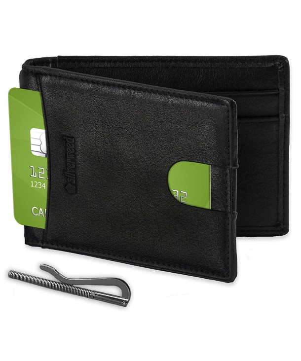 Silverweed Vegan Pocket Wallet Holder