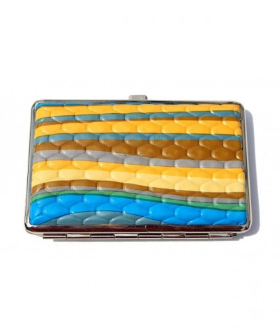 SWIRLZ Mini Hard Frame Wallet Multi