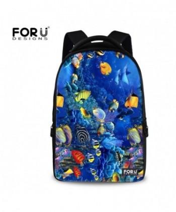 DESIGNS Undersea Lightweight Outdoor Backpack