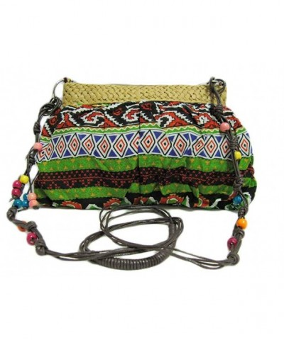 Ethnic Tribal Bohemian Shoulder Crossbody
