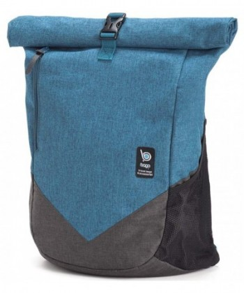 Fashion Rolltop Backpack Travel Laptop