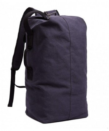 Canvas Backpack Duffel Oversized Camping